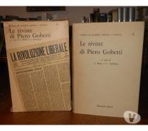 Foto di Vivastreet.it Le riviste di Piero Gobetti, L. Basso e L. Anderlini, Ed. Fe