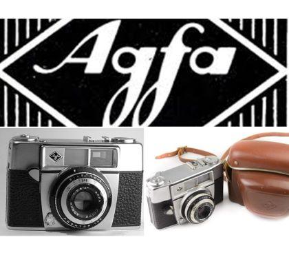 Foto di Vivastreet.it Agfa Silette II fotocamera con custodia originale, 1962.