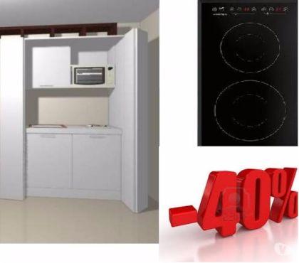Foto di Vivastreet.it ARREDO B&B A ROMA-Cucina monoblocco 124+P.C INDUZIONE-40%
