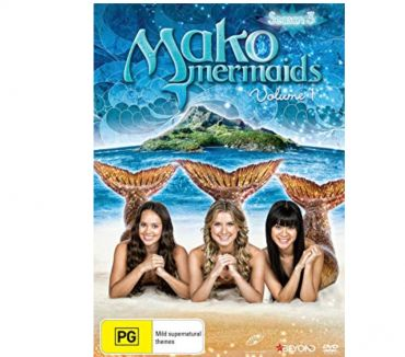 Foto di Vivastreet.it Dvd originali serie tv completa MAKO MERMAIDS 4 stagioni
