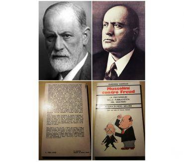 Foto di Vivastreet.it Mussolini contro Freud, PIERO MELDINI, GUARALDI EDITORE 1976