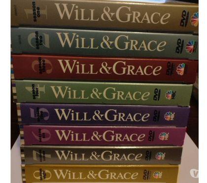 Foto di Vivastreet.it Dvd originali serie tv completa WILL & GRACE 9 stagioni