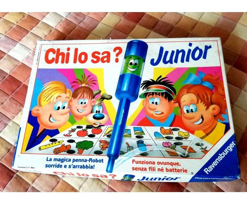 articoli per bambini e giocattoli Asti e provincia Asti - Foto di Vivastreet.it Chi lo sa junior Ravensburger 3-6 anni