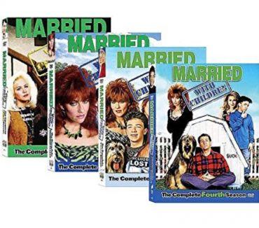 Foto di Vivastreet.it Dvd serie MARRIED WITH CHILDREN SPOSATI CON FIGLI 4 stagioni
