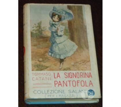 Foto di Vivastreet.it LA SIGNORINA PANTOFOLA, T. CATANI, Collez. Salani N. 19.