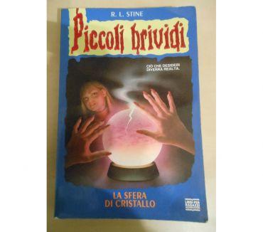 Foto di Vivastreet.it LA SFERA DI CRISTALLO, Piccoli brividi N. 12, Robert L. Stin