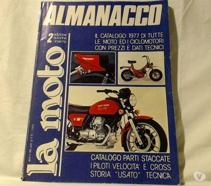 Foto di Vivastreet.it Almanacco La Moto 1977.