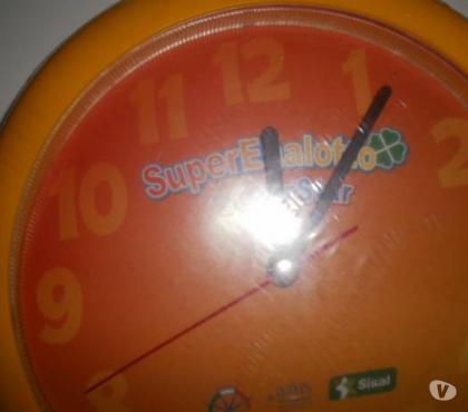 Foto di Vivastreet.it sisal.superenalotto orologio da parete promozionale