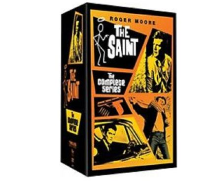 Foto di Vivastreet.it Dvd originali serie tv IL SANTO - THE SAINT 6 stagioni