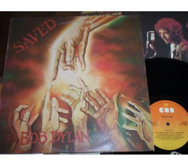 Foto di Vivastreet.it BOB DYLAN - Saved - LP 33 giri + inner 1980 CBS Italy