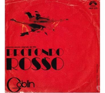 Foto di Vivastreet.it GOBLIN - Profondo Rosso OST - 7' 45 giri 1975 CINEVOX
