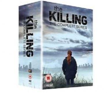 Foto di Vivastreet.it Dvd originali serie tv THE KILLING (USA) 4 stagioni