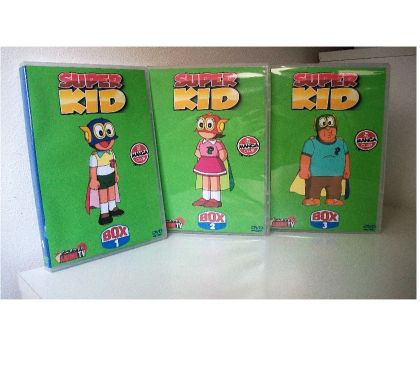 Foto di Vivastreet.it Superkid eroe bambino, serie animata completa in 15 dvd