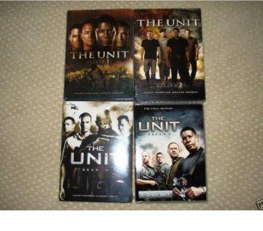 Foto di Vivastreet.it Dvd originali serie tv completa THE UNIT 4 stagioni