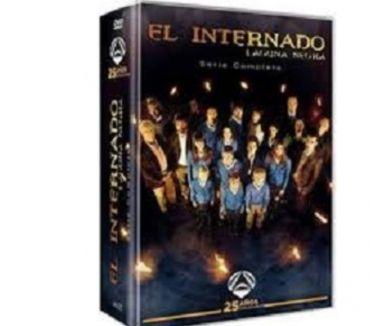 Foto di Vivastreet.it Dvd originali serie tv EL INTERNADO LAGUNA NEGRA 7 stagioni