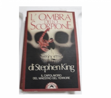 Foto di Vivastreet.it L'OMBRA DELLO SCORPIONE di Stephen King, 1985