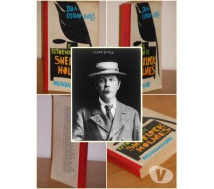 Foto di Vivastreet.it IL RITORNO DI SHERLOCK HOLMES, Sir Arthur Conan Doyle, 1^ Ed
