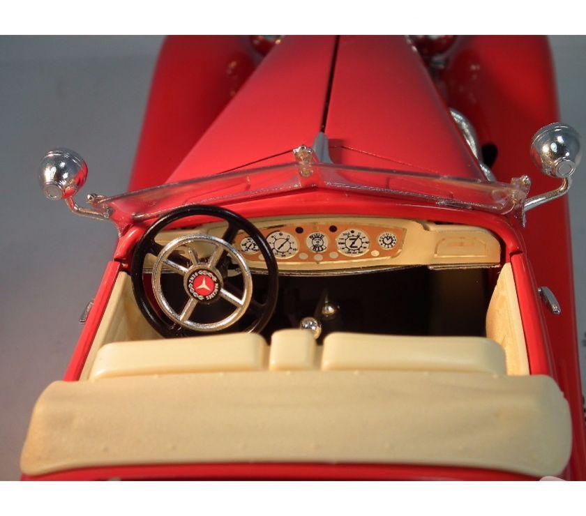 Foto di Vivastreet.it 1:20 non 1:18!!! MERCEDES-Benz 500 K 500K ROADSTER 1936