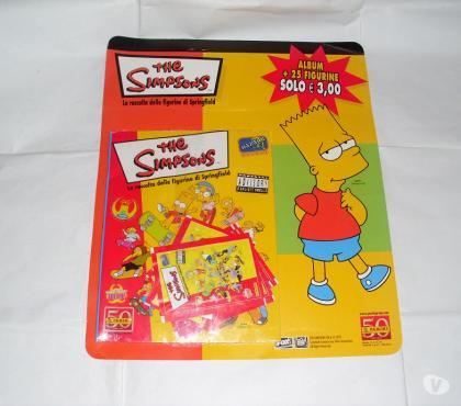 Foto di Vivastreet.it Panini 2011 - THE SIMPSONS