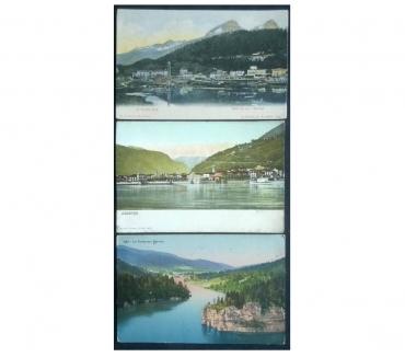 Foto di Vivastreet.it Switzerland Svizzera 3 cartoline col. FP SV#04