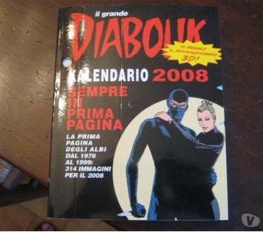 Foto di Vivastreet.it lL Grande Diabolik 3 - 07 Kalendario 2008 da Tavola