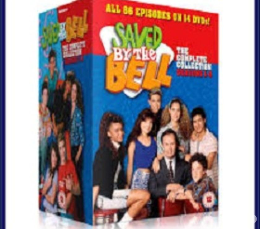 Foto di Vivastreet.it Dvd serie tv BAYSIDE SCHOOL - SAVED BY THE BELL 5 stagioni
