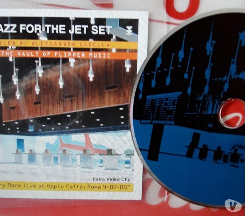 compact disc dvd e videogames Padova e provincia Abano Terme - Foto di Vivastreet.it Cd lounge for the jet set Flipper music vaults