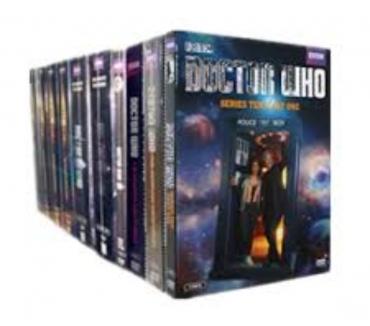 Foto di Vivastreet.it DVD ORIGINALI SERIE TV DOCTOR WHO completa 12 STAGIONI