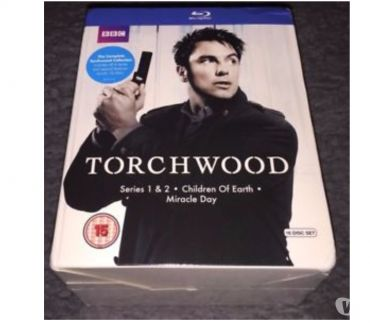 Foto di Vivastreet.it Dvd originali serie tv completa TORCHWOOD 4 stagioni