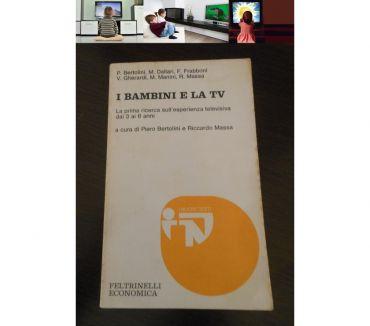 Foto di Vivastreet.it I BAMBINI E LA TV, AA.vv., FELTRINELLI 1976.