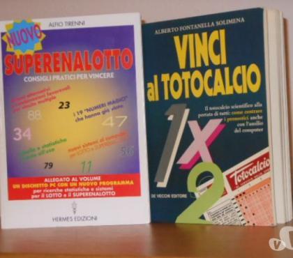 Foto di Vivastreet.it VINCI al TOTOCALCIO e SUPERENALOTTO,prime edizioni 1988-2000