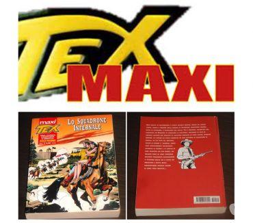 Foto di Vivastreet.it LO SQUADRONE INFERNALE, maxi TEX n. 12, S. Bonelli Editore.