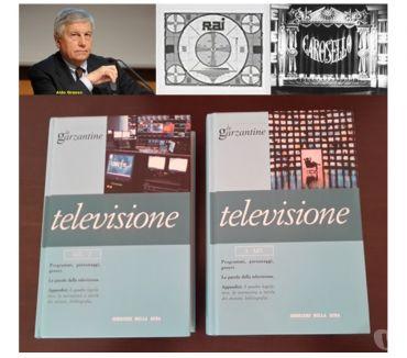 """Foto di Vivastreet.it le garzantine """"televisione"""" a cura di Aldo Grasso,RCS 2007"""