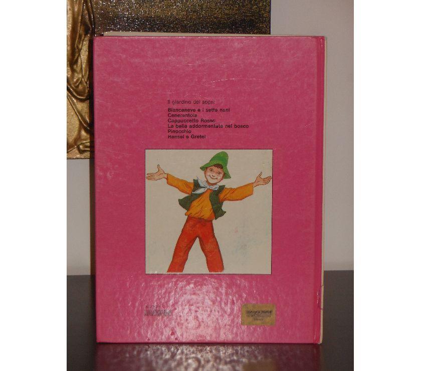 Foto di Vivastreet.it PINOCCHIO, Mondadori, PRIMA edizione Gennaio 1983