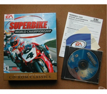 Foto di Vivastreet.it Superbike World Championship EA Sports PC Videogame