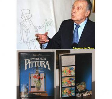 Foto di Vivastreet.it INVITO ALLA PITTURA, Gaspare de Fiore, Fabbri Editori 1985.