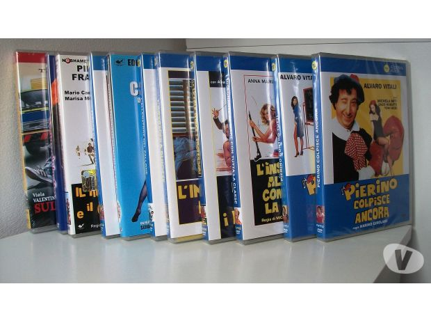Foto di Vivastreet.it Trash Italiani collection 86 dvd originali