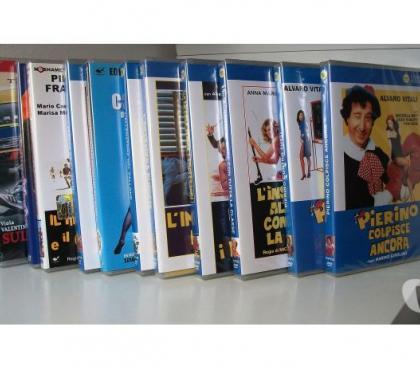 Foto di Vivastreet.it Trash Italiani collection 86 dvd originali