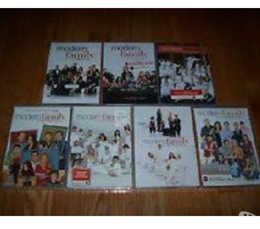 articoli per la casa e il giardino Firenze e provincia Firenze - Foto di Vivastreet.it Dvd originali serie tv MODERN FAMILY 8 stagioni