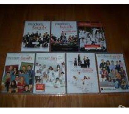 Foto di Vivastreet.it Dvd originali serie tv MODERN FAMILY 8 stagioni