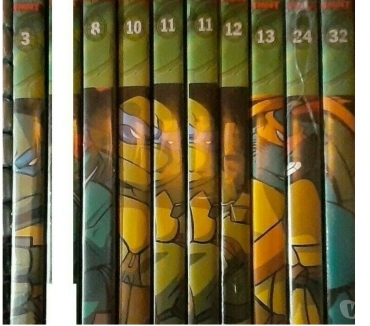 Foto di Vivastreet.it DVD ORIGINALI SERIE TV TARTARUGHE NINJA completa 10 STAGIONI