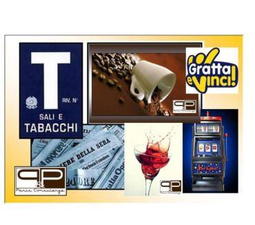 Foto di Vivastreet.it Bar Tabacchi Ricevitoria con slot machine - rif. BAR333
