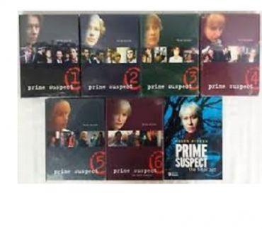 Foto di Vivastreet.it Dvd originali serie tv PRIME SUSPECT (UK) 7 stagioni