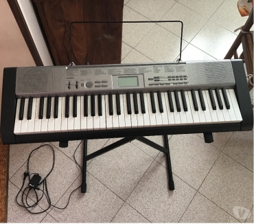 Foto di Vivastreet.it Pianola CASIO Modello LK-125