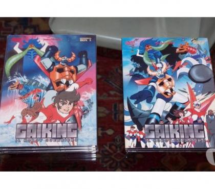 Foto di Vivastreet.it Gaiking il Robot Guerriero 2 box dvd yamato