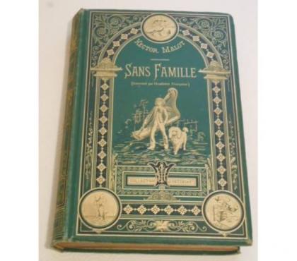 Foto di Vivastreet.it Sans Famille, HECTOR MALOT, COLL. J. HETZEL date vers 1880.
