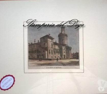 Foto di Vivastreet.it LE CENTO CITTÀ D'ITALIA stampe mm. 230 x 300 € 12 - 18 cad.