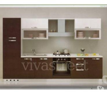 Foto di Vivastreet.it ARREDO CASE VACANZA A ROMA- VIA GALLIA,98-Cucina irideb