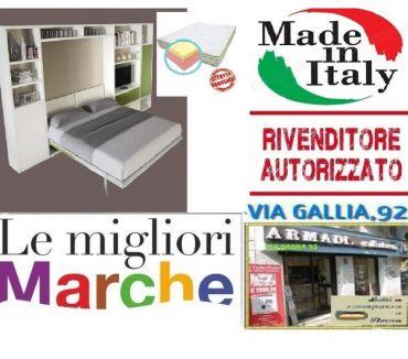 Foto di Vivastreet.it Letto a scomparsa matrimoniale system 2+letti a roma