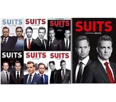 Foto di Vivastreet.it Dvd originali serie tv completa SUITS 7 stagioni